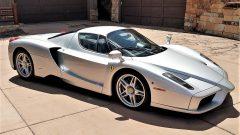Silver 2003 Ferrari Enzo Gooding Geared Online Sale 2020