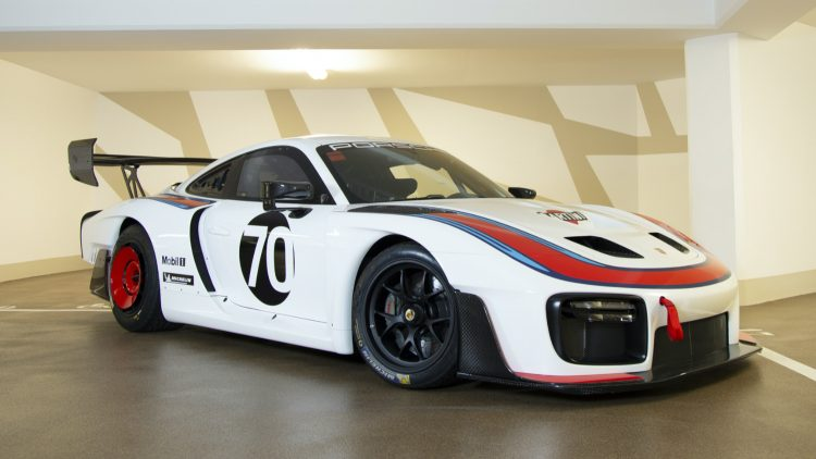 2020 Porsche 935 'Martini' sold at the RM Sotheby's Online Online Only: The European Sale 2020