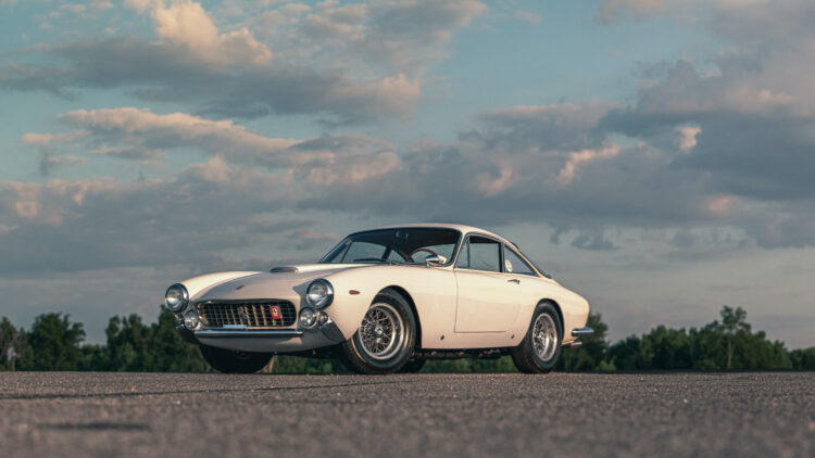 1964 Ferrari 250 GT/L Berlinetta Lusso on offer at RM Sotheby's Online-Only Shift / Monterey Sale 2020