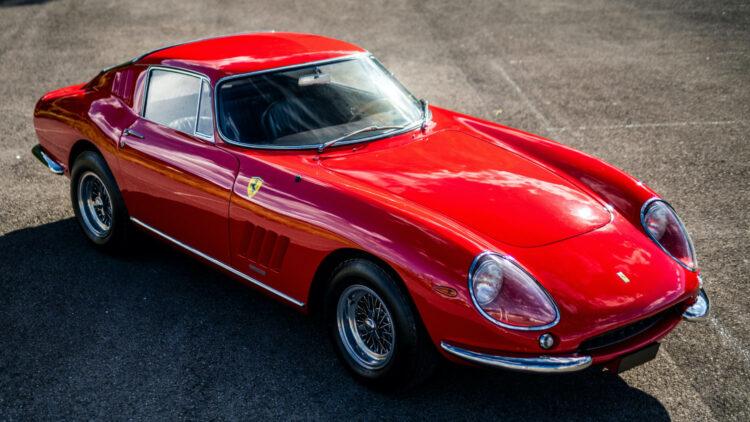 1966 Ferrari 275 GTB Alloy by Scaglietti,