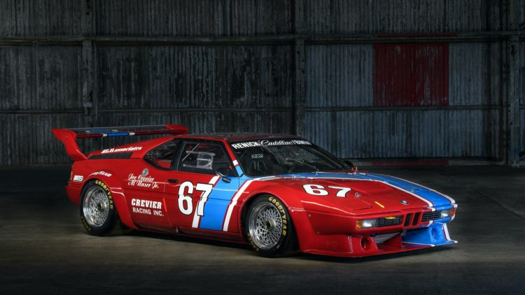 1980 BMW M1 Procar on offer in the RM Sotheby's Online Only Shift / Monterey 2020 Sale