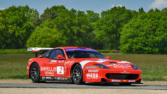2001 Ferrari 550 GT1 Prodrive on offer at RM Sotheby's Online-Only Shift / Monterey Sale 2020