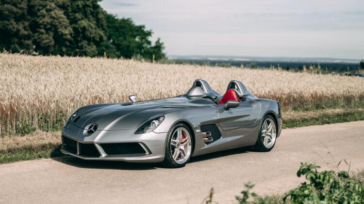 2009 Mercedes-Benz SLR McLaren Stirling Moss RM Sotheby's Open Roads, The European Summer Auction 2020
