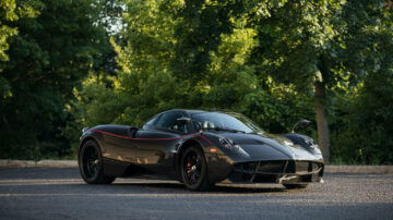 2014 Pagani Huayra on offer at RM Sotheby's Online-Only Shift / Monterey Sale 2020