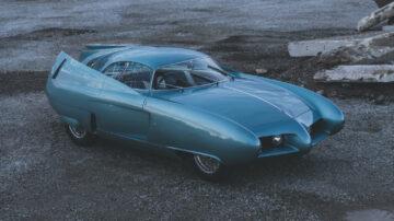 1954 Alfa Romeo B.A.T. 7