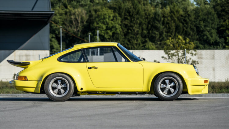 1974 Porsche 911 Carrera RS 3.0 on offer at RM Sotheby's London 2020 Sale