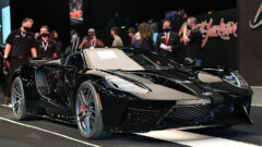 2018 Ford GT top results at Barrett-Jackson Scottsdale Fall 2020 auction