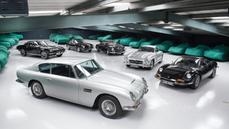The Chester Collection on offer at the Bonhams Goodwood SpeedWeek Sale 2020