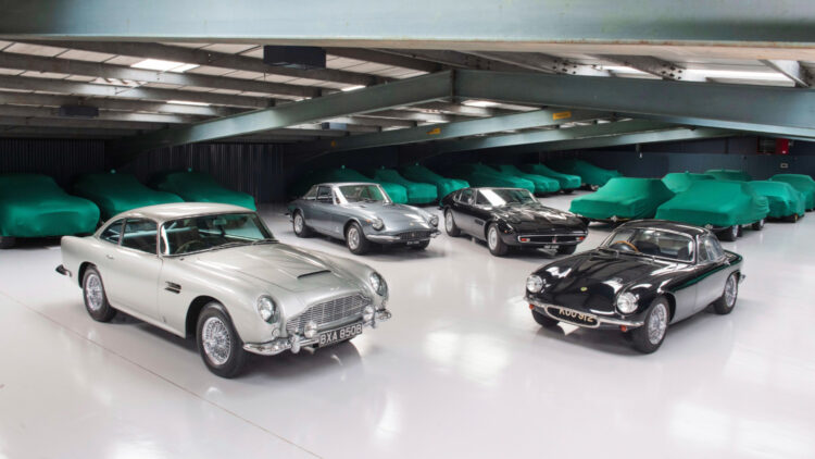 The Chester Collection, part 2 on offer at the Bonhams Goodwood SpeedWeek Sale 2020