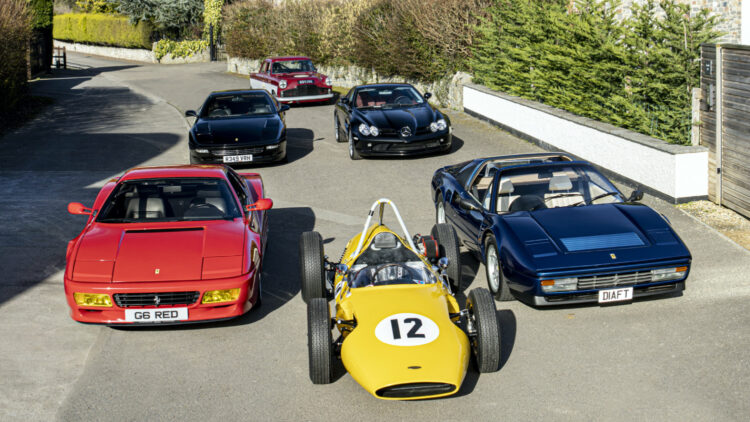 The Collection of a Respected Gentleman Racer on offer at the Bonhams Goodwood SpeedWeek Sale 2020