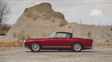 Profile 1956 Ferrari 250 GT Alloy Coupe RM Sotheby's Arizona (Scottsdale) 2021 Sale