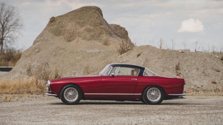 Profile 1956 Ferrari 250 GT Alloy Coupe RM Sotheby's Arizona (Scottsdale) 2021 Sale