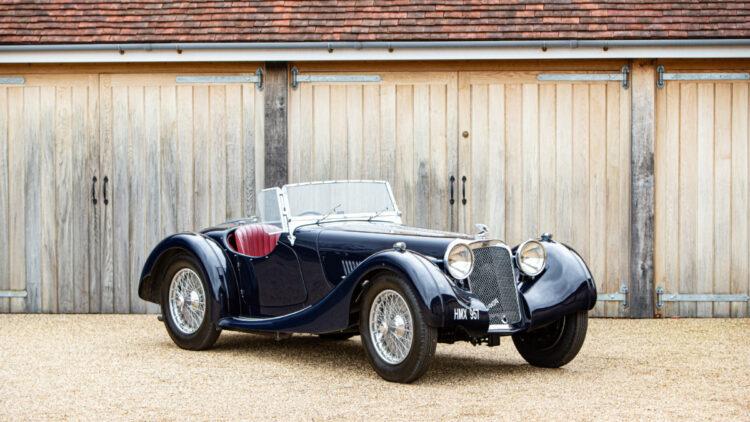1937 Atalanta 2-litre sports car
