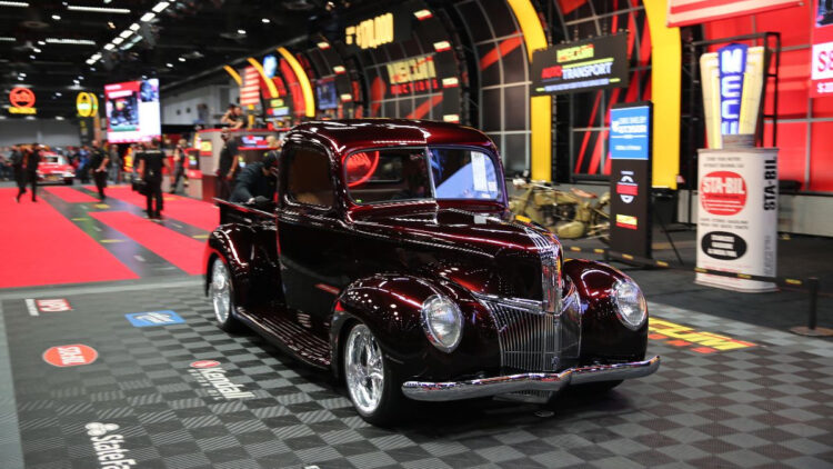 1941 Ford Custom Pickup at $206,250 top results at Mecum Houston December 2020
