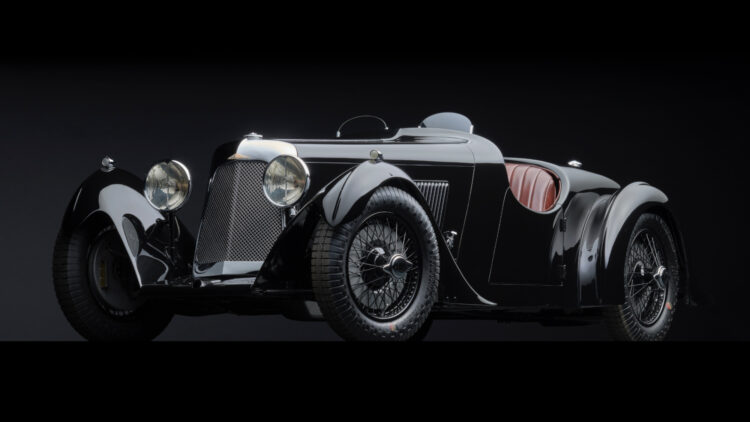 1935 Godsal Sports Tourer on sale in the Bonhams Amelia Island 2021 classic car auction