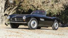 1959 BMW 507 Series II Roadster on offer at Bonhams Scottsdale Auction 2021