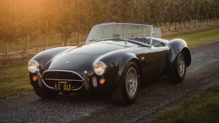 1965 SHELBY 427 COBRA ROADSTER CSX3178, Carroll Shelby's Personal 427 Cobra