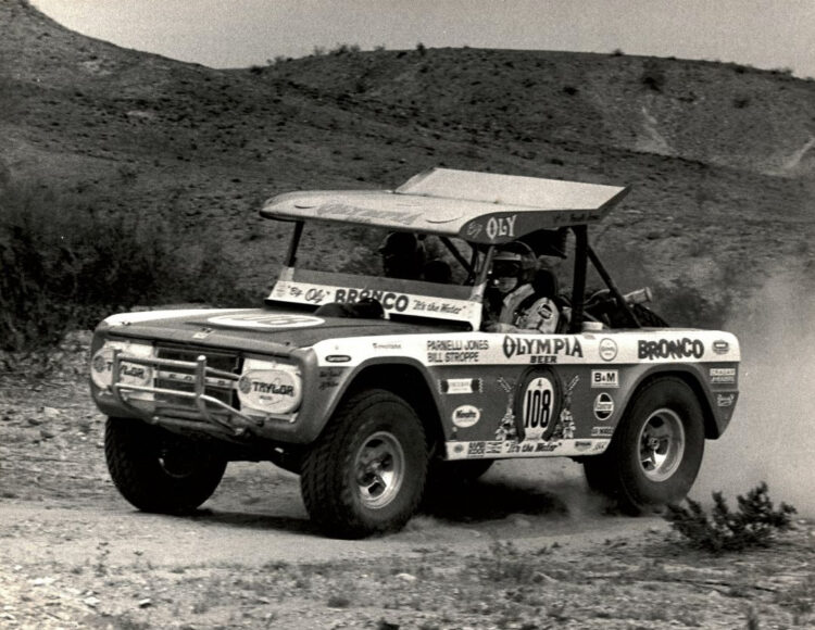 1973 Mint 400 in Big Oly