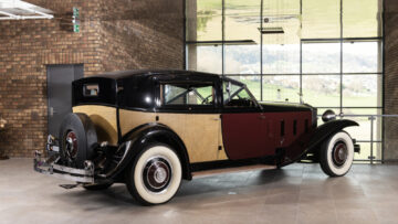 1933 Rolls-Royce Phantom II Special Brougham by Brewster