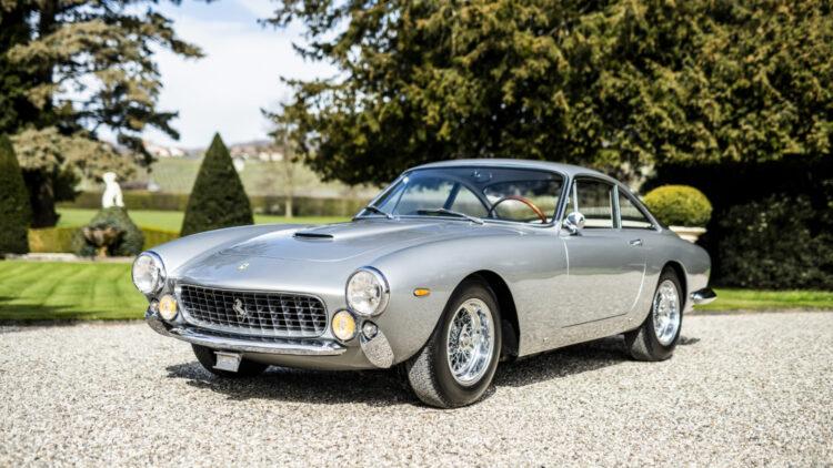 1963 Ferrari 250 GT/L Berlinetta on offer in RM Sotheby's Milan 2021