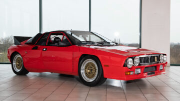 1980 Lancia 037 Prototype on offer in RM Sotheby's Milan 2021
