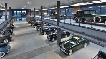 2021 RM Sotheby's Liechtenstein Rolls-Royce Sale