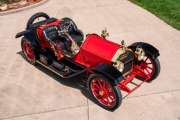 1912 Stutz Model A Bear Cat on offer in the Bonhams Amelia Island 2021 classic car auction