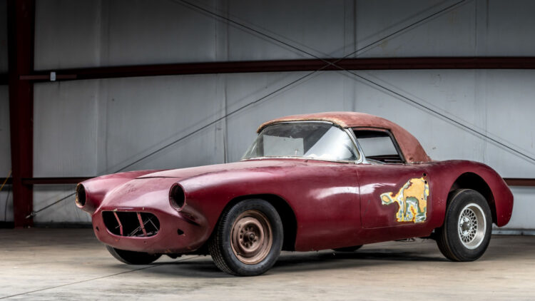 1960 Chevrolet Corvette LM on offer in RM Sotheby's Amelia Island 2021 classic car auction