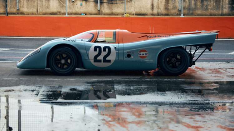 1970 Porsche 917K, chassis no. 917 031/026 on offer at RM Sotheby's MOnterey 2021 sale