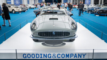 Gooding Pebble Beach Auction 2021