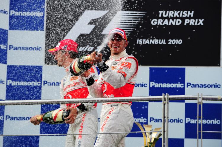 Hamilton Wins Turkish Grand Prix