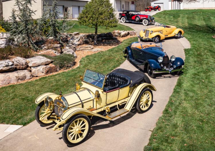 on offer in the Bonhams Amelia Island 2021 classic car auction