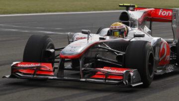 Lewis Hamilton, McLaren MP4-25 Mercedes at Turkish Grand Prix 2010