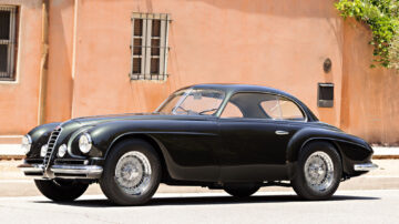 1949 Alfa Romeo 6C 2500 Villa d'Este for sale in the Gooding Pebble Beach 2021 Classic Car Auction during Monterey Week
