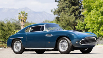 1953 Siata 208 CS for sale in the Gooding Pebble Beach 2021 Classic Car Auction during Monterey Week