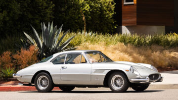 1962 Ferrari 400 Superamerica LWB Coupe Aerodinamico for sale in the Gooding Pebble Beach 2021 Classic Car Auction during Monterey Week