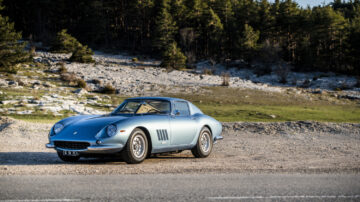 Ex-Jane Fonda 1966 Ferrari 275 GTB