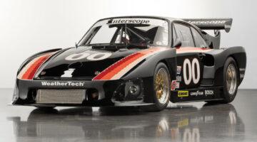 1980 Porsche 935 K3 on sale at the Gooding Pebble Beach 2021 classic car auction