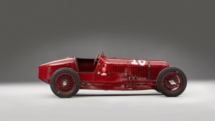 1928 Maserati Tipo 26B 2.1-Litre Sports, Gran Premio and Formule Libre Racing Two-Seater,