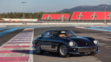 1965 Ferrari 275 GTB for sale in the RM Sotheby's Guikas Collection 2021 auction at Paul Ricard Circuit in France