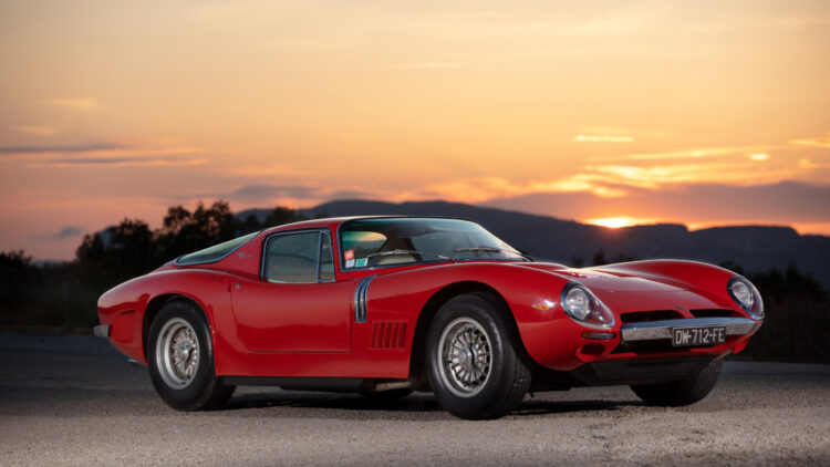 1968 Bizzarrini 5300 GT Strada for sale in the RM Sotheby's Guikas Collection 2021 auction at Paul Ricard Circuit in France