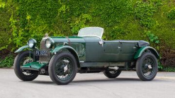 1929 Lagonda 2-Litre Low-Chassis PK9202 on sale in the Bonhams Revival 2021 classic car auction