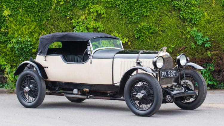 1929 Lagonda 2-Litre Low-Chassis PK9201 on sale in the Bonhams Revival 2021 classic car auction