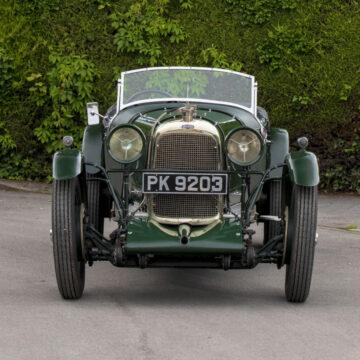 1929 Lagonda 2-Litre Low-Chassis PK9203 on sale in the Bonhams Revival 2021 classic car auction