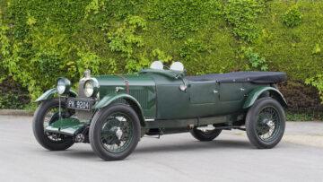1929 Lagonda 2-Litre Low-Chassis PK9204 on sale in the Bonhams Revival 2021 classic car auction