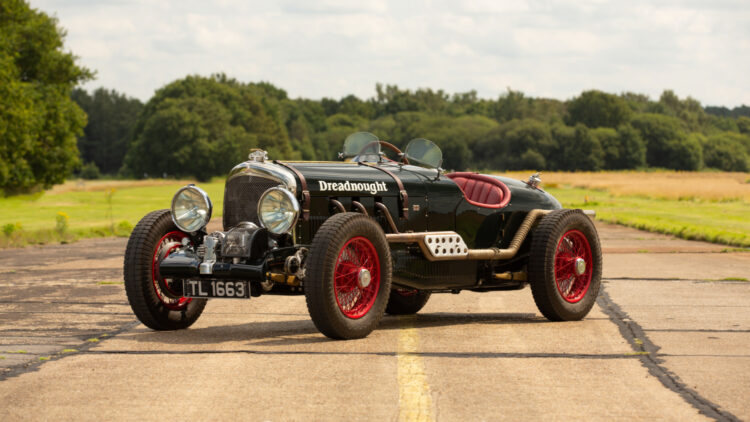 1931 Rolls-Royce 20/25 'Dreadnought Special' on sale in the RM Sotheby's London 2021 classic car auction