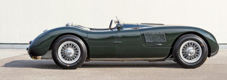 1952 Jaguar C-Type rpfiel on sale in the RM Sotheby's London 2021 classic car auction