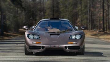 1995 McLaren F1 -- Most expensive McLaren ever sold in a public auction