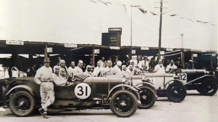 1929 Team Lagonda