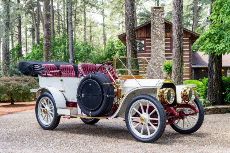 1909 Peerless Model 19 Touring among the top results in the RM Sotheby's Hershey sale 2021